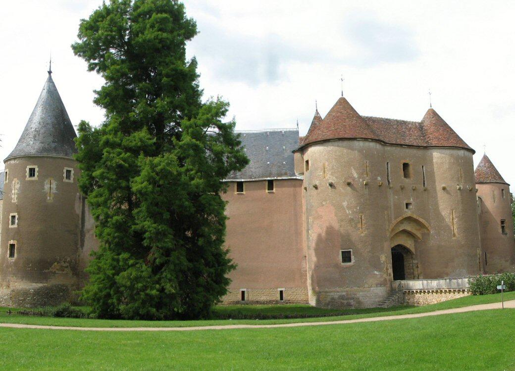 Le château fort - La poterne