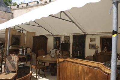 Salon des Curiosités - Antiquaires au Château d'Ainay le Vieil
