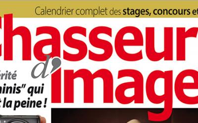Introduction au Festival Art et Nature dans la revue Chasseur d'Images