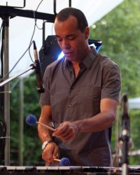 Levon Maret vibraphone et percussions – «72 Heures d'août»