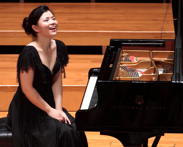 Sa Chen – piano – « 72 Heures d'août »