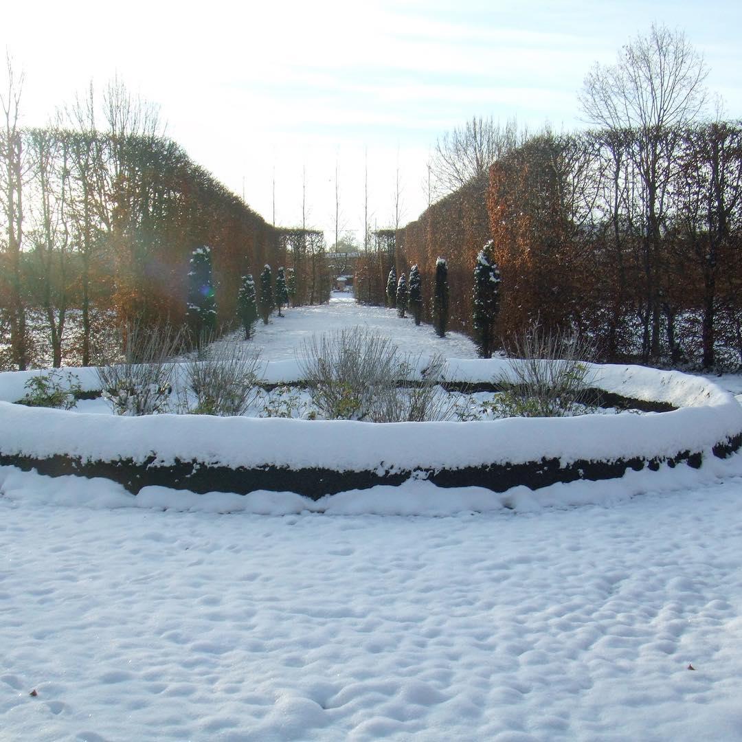 carré en l'ile hiver
