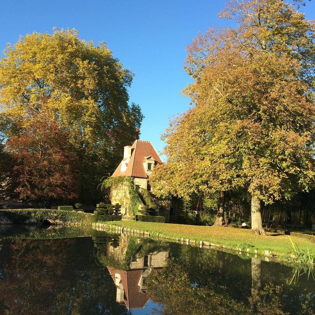 pavillon automne