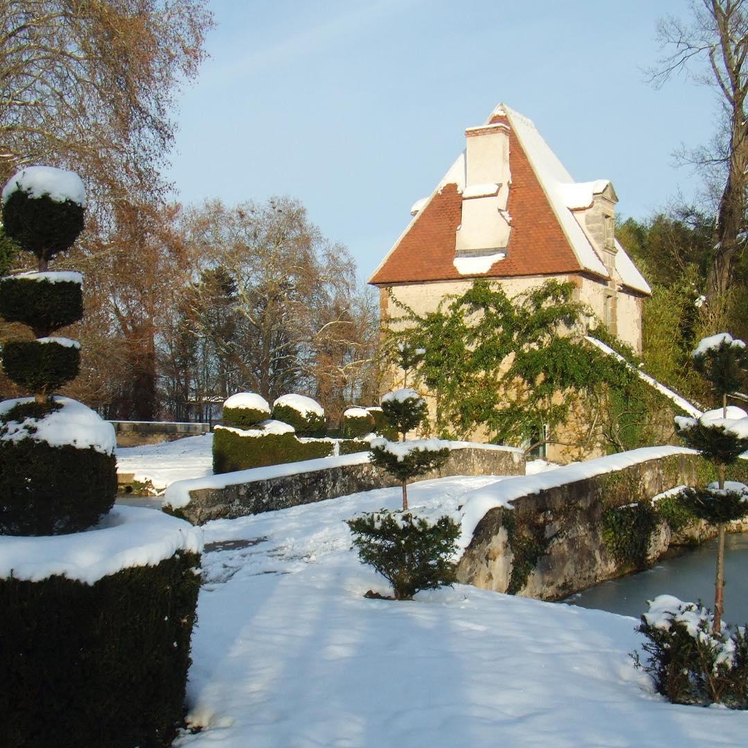 pavillon hiver