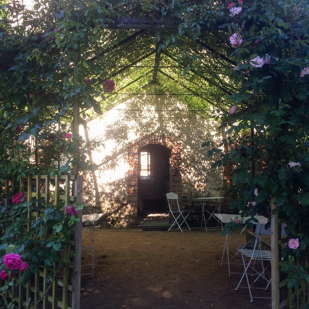 salon de thé printemps