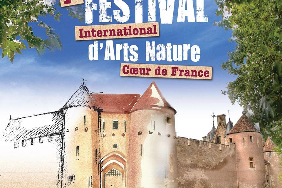 Festival International d'Arts et Nature Coeur de France 2014
