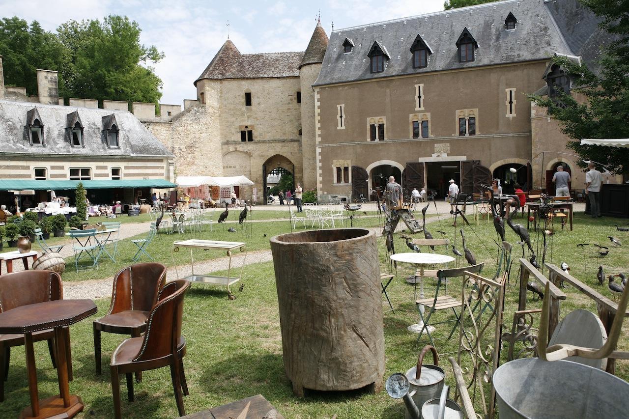 Salon des Curiosités au Château d'Ainay le Vieil