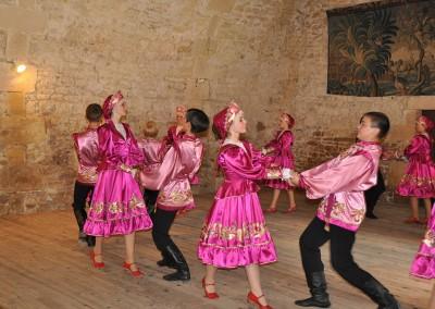 Festival d'Art et de Danse Russe au Château d'Ainay le Vieil