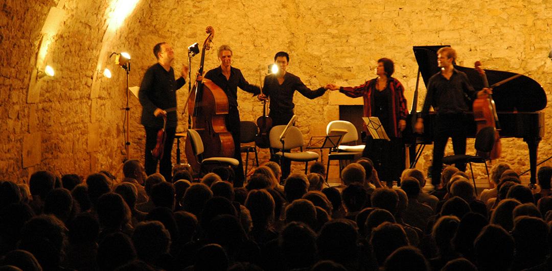 72 heures de musique au Château d'Ainay le Vieil