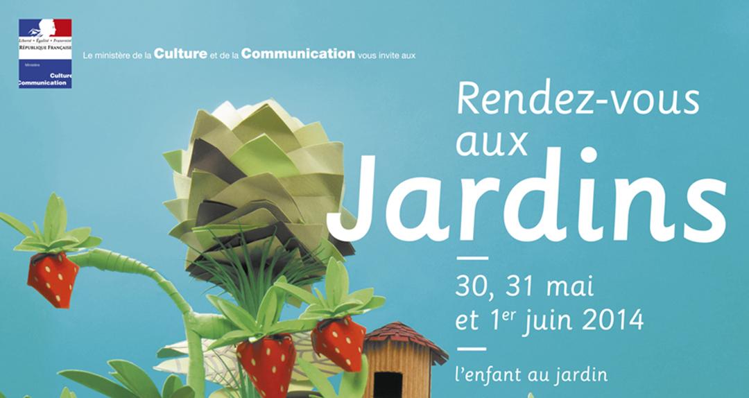 12ème édition de RENDEZ VOUS AUX JARDINS au Château d'Ainay le Vieil