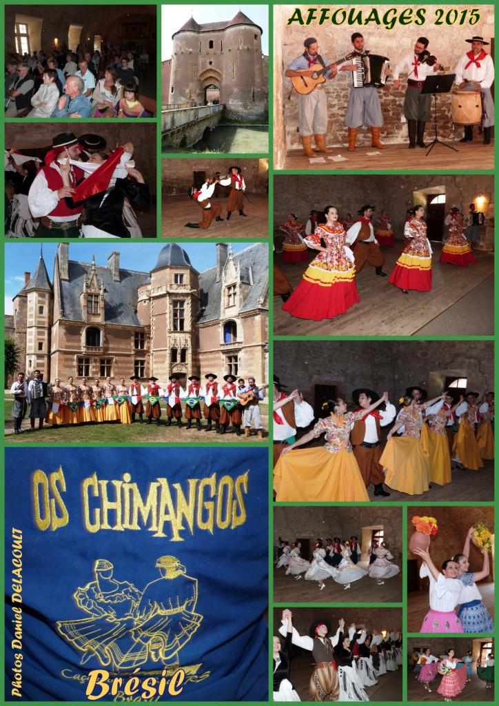 Os Chimangos du Brésil - Les Affouages - Ainay 2015a