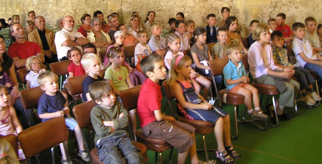 """Concert pour Enfants – """"72 HEURES"""" 26ème année"""