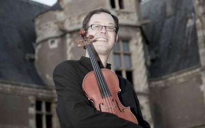 Brian Lewis – violon – « 72 Heures d'août »