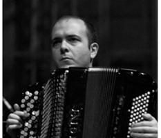 Fabrizio Chiovetta et son accordéon jazz