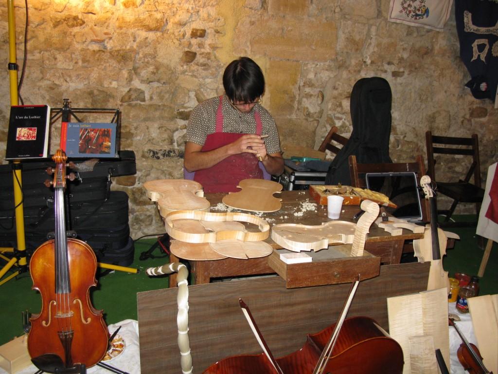 Journée du Patrimoine 2009 - Biennale des artistes et artisan