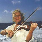 Frances DeBroff, violin