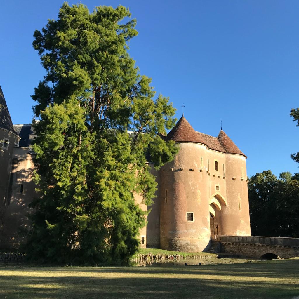 2021, le château prépare sa réouverture