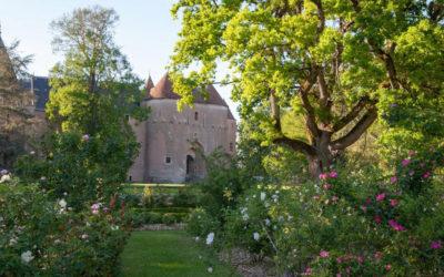 Découvrir les jardins du château
