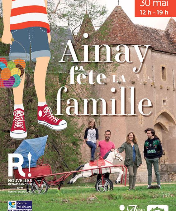 Ainay fête la famille + pique-nique