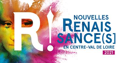 Logo Signature Nouvelles Renaissances 2021 Centre Val de Loire