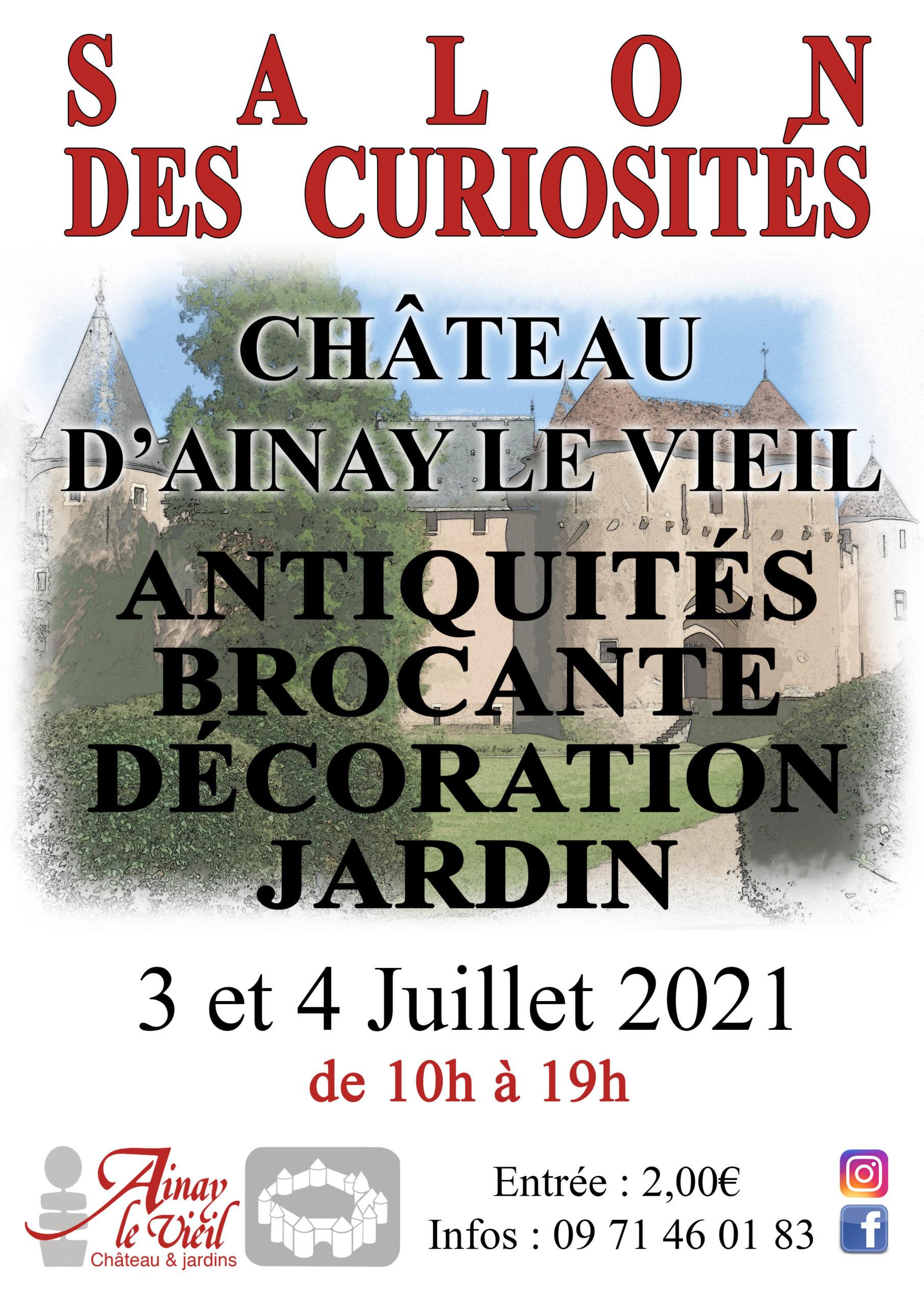 Salon des Curiosités, 14ème édition